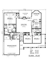 plan42 farmhouse style house plan 3 beds 2 00 baths 1865 sq ft plan 42 364