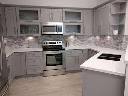 shaker gray finish cabinets u2013 roc cabinetry atlanta