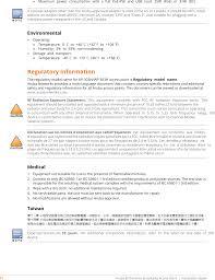 apinh303 802 11a b g n ac wireless access point user manual ap