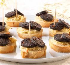 Comment Cuisiner Du Boudin Noir Toasts Au Boudin Noir Et Aux Pommes Colruyt