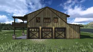small barndominium style homes barn home 64 u0027 plus rustic barn