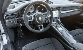 porsche carrera interior 2017 2017 porsche 911 gts cars exclusive videos and photos updates