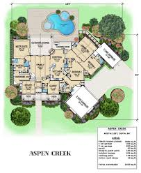 luxurious home plans 14 glenvalley luxury home ranch house plans with stone excellent