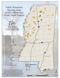 Ohio Public Hunting Land Maps by Public Hunting On Du Projects In Mississippi