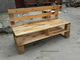 diy recycled pallet bench and table ideas recycled pallet ideas