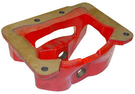 front axle pivot bolster bracket international farmall 240 404