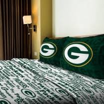 Green Bay Packers Bedding Set Green Bay Packers Nfl Bedding Sets Football Team Comforters At