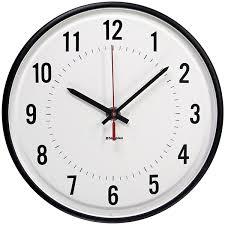 Wall Clock Sync Wall Clocks Simplex Grinnell