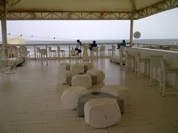deck over the pool picture of the park calangute goa calangute