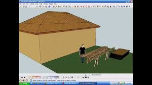 Hip Roof Measurements Model And Measure Hip Rafters De Mystified By Visualizing In