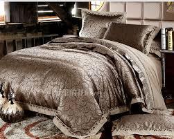 Jacquard Bed Set King Size Bedroom Comforter Sets And Jacquard Comforter Bedding