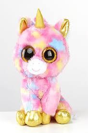 bring fantasia unicorn beanie boo featuring bright