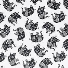 Curtain Upholstery Fabrics Double Sided Black U0026 White Jacquard Geometric Animals Curtain