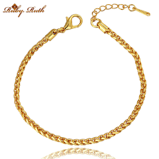 s day charm bracelet aliexpress chain bracelet bracelets for women gold fashion casual