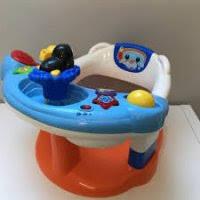 siege de bain interactif 2en1 siege de bain vtech enfants bébés 2ememain be
