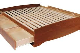 queen platform bed frame canada large size of queen size storage
