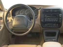 99 ford explorer 2 door 1999 ford explorer models trims information and details