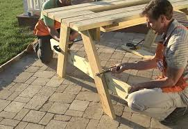 clamp benches supports how build picnic table door roof
