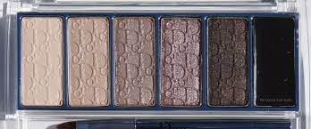 dior eye reviver eyeshadow palette the beauty look book