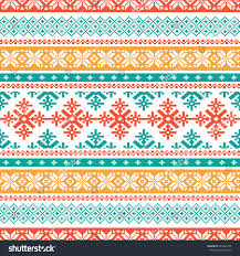 traditional knitted background stock vector 223443136