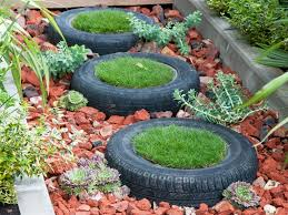 ideas to reuse and recycle old tires let the children play