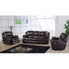 Chicago  Recliner Leather Sofa Cheap Home Furniture - Leather sofas chicago