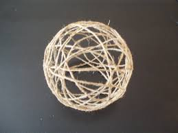 How To Make Decorative Balls Make Your Own Decorative Twine Balls For Wedding Or Home Decor