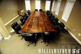 Used Office Furniture London Ontario by Reclaimed Wood Boardroom Tables In London Ontario Blog
