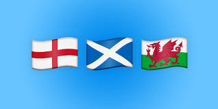 emoji flags approved for england scotland wales