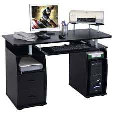 Computer Desk Work Station Desk Computer Amazon Com Tangkula Computer Desk Work Station