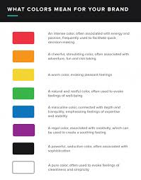 mood colors meanings paint colors category shocking mood color meanings you must know