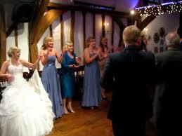 Barn Dance Names Traditional English Wedding Barn Dance Youtube