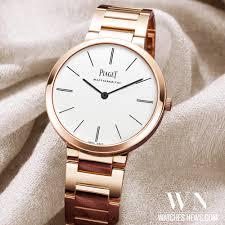 piaget bracelet piaget altiplano gold bracelet watches news