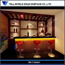 best home mini bar counter design images awesome house design