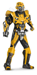 Transformer Halloween Costumes Transformers 3 Dark Moon Movie Bumblebee 3d Theatrical