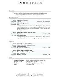 high student resume for internship how to make a resume high sle resume for an internship