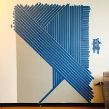 diy linear wallpaper silver metallic paint metallic paint and