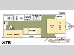 Teardrop Camper Floor Plans New 2012 Shasta Rvs Revere 21tb Le Travel Trailer At Bullyan Rv
