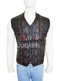 leather vest anthony lemke dark matter leather vest instylejackets