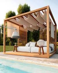 Beautiful Gazebo Designs Creating Contemporary Outdoor Seating - Gazebo designs for backyards