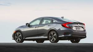 Honda Civic Lenght Used 2016 Honda Civic For Sale Pricing U0026 Features Edmunds