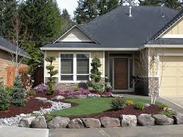 Home Yard Design Dos And Don U0027ts Of Front Yard Landscape Low Maintenance