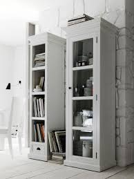 Narrow Black Bookcase by Tall Narrow Bookcase White Doherty House Tall Narrow Bookcase