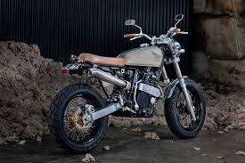 honda cr 600 racing cafè honda xr 600 street tracker by 66 motorcycles