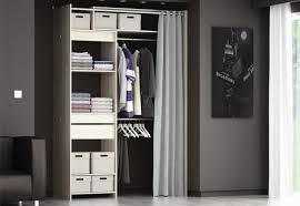 rideau placard chambre rideaux pour placard fresh déco des idées pour emménager un