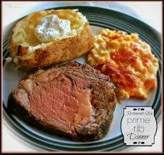restaurant style prime rib recipe
