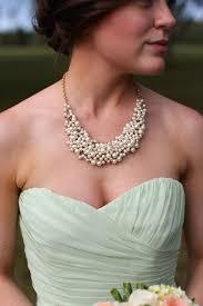 bridesmaid statement necklaces 167 best wedding bridesmaids images on