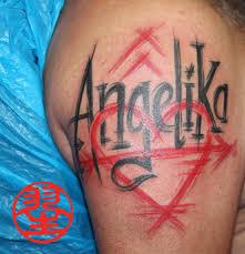 lettering sketch heart tattoo arm habu san philip herberstein