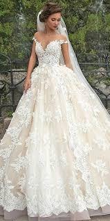 disney off shoulder wedding dresses via milla nova 2543955 weddbook