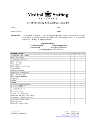 chic medical assistant skills and abilities resume with medical